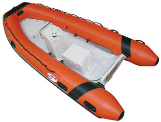 e-Sea 440 SPY red